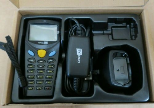 NEW CipherLab 8000 Series Hand Held Computer Barcode LaserScanner A8000RSC00004